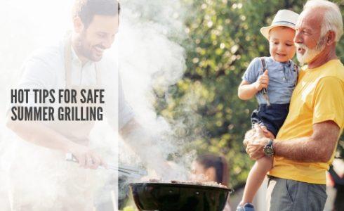 Safe Summer Grilling Tips