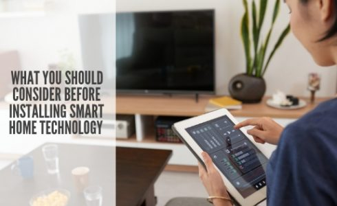 What Consider Smart Technology