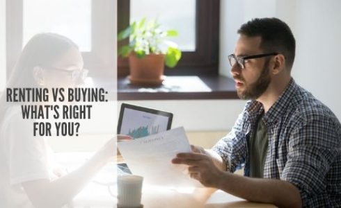 Renting vs Buying what's right for you