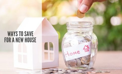 Ways to Save for a New House