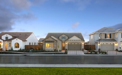 Mayfair New Homes in Lodi